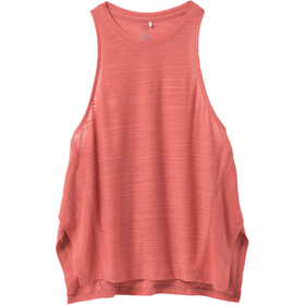 Prana Northstar Tank Women, rouge